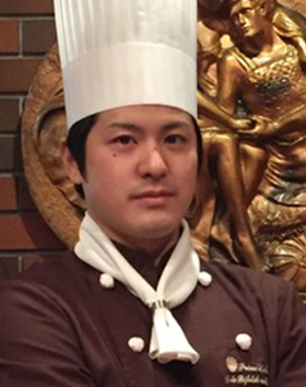 photo:Total manager of restaurant 竹村 昭弘