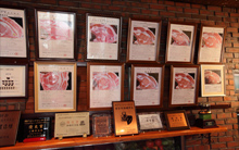 photo:Certificate of Kobe Meat01