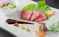 photo:Award winning Kobe beef course (Champion Beef)02