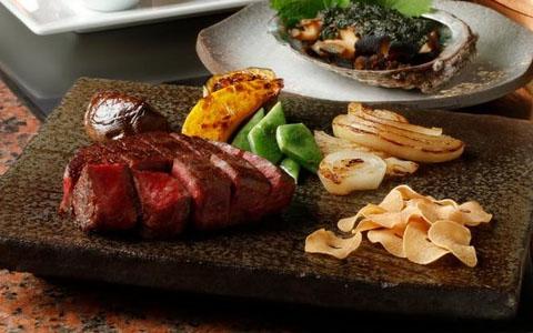 Restaurant Menu | Bifteck Kawamura
