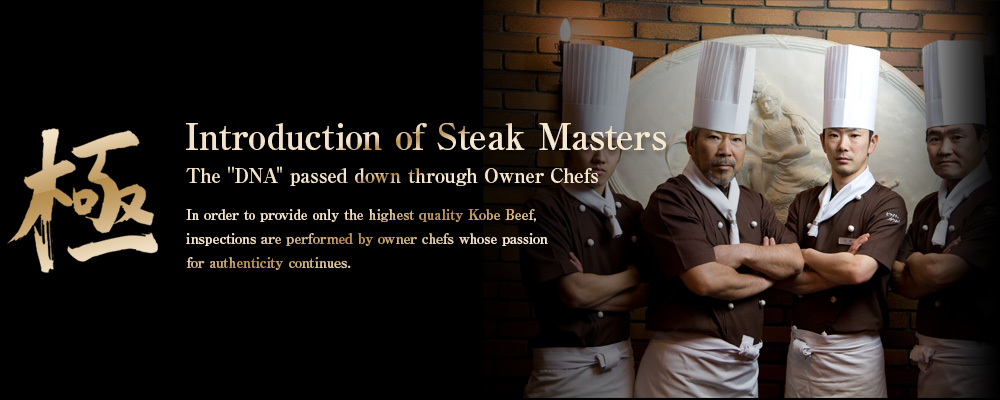 Introduction of Steak Masters