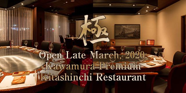 Bifteck Kawamura The Pinnacle of Kobe Beef・The essence of