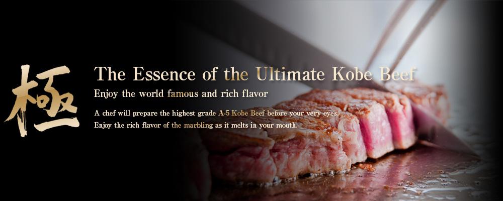 Restaurant Menu   Bifteck Kawamura